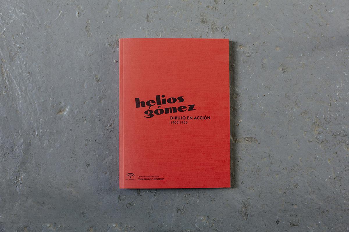 Portada libro Helios Gómez