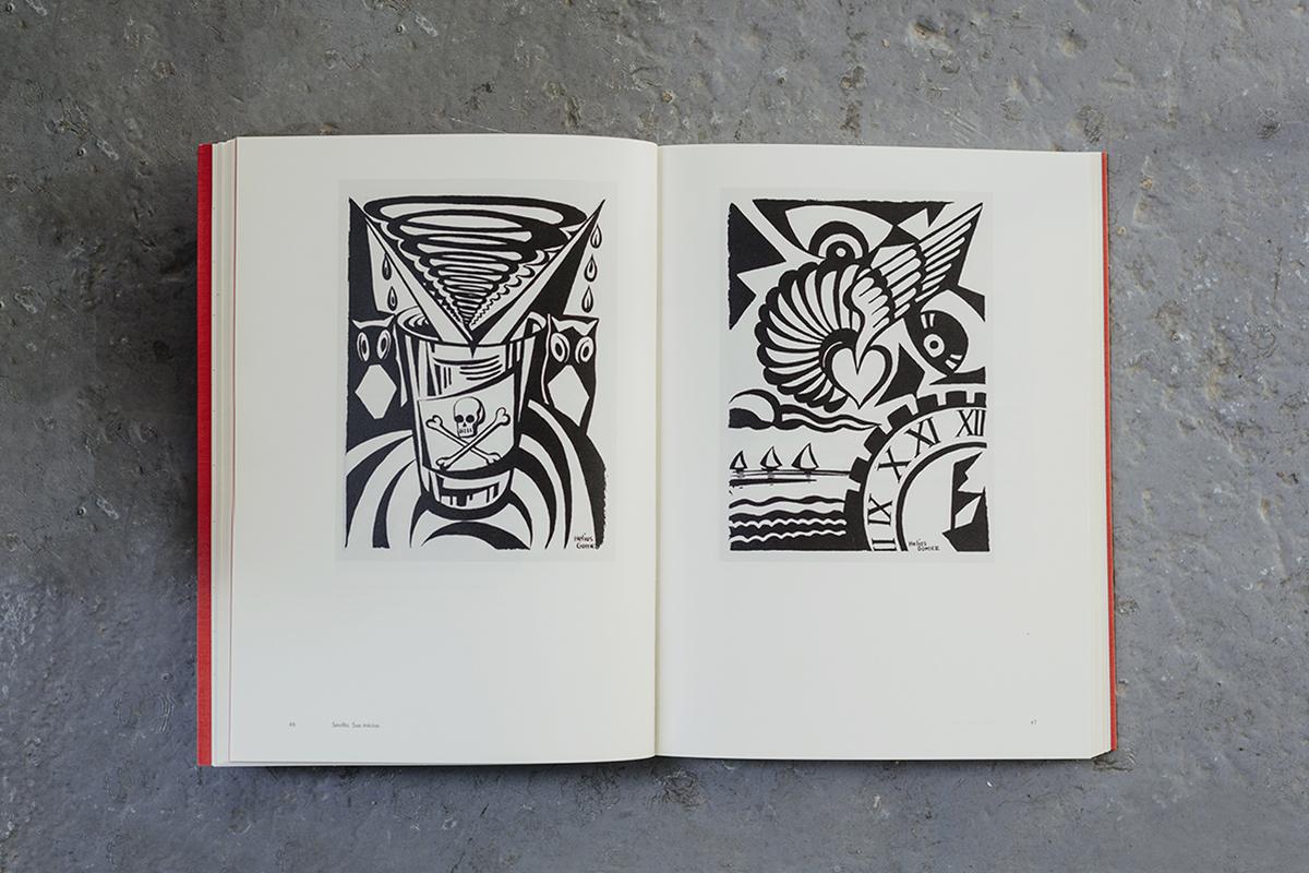 """Libro Helios Gómez. Dibujos """"El sol desaparecido"""""""